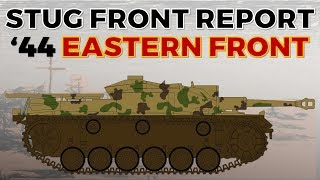 Report of a StuG Brigade - Eastern Front 1944