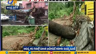 Cyclone Amphan creates devastation in Kolkata, structures ..