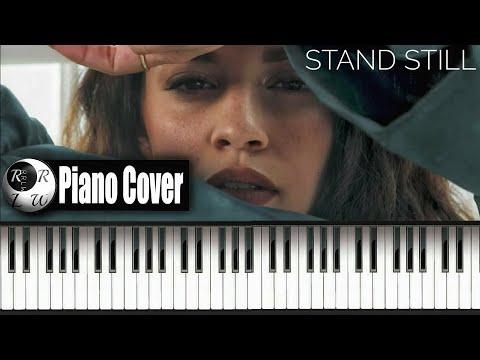 Sabrina Claudio - Stand Still [#reggiewatkins piano cover]