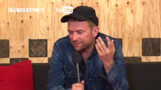 Damon Albarn is tired of these interviews
