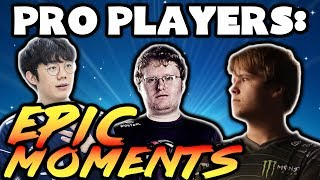 Overwatch Pro Players: Epic Moments