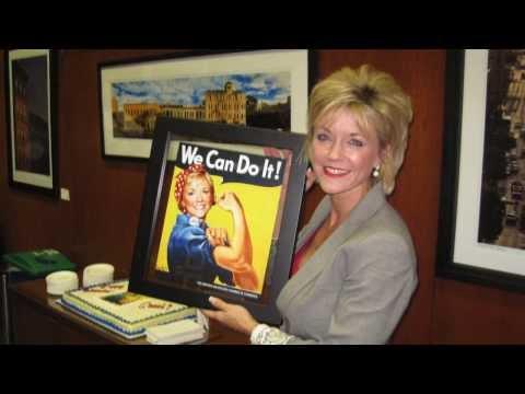 Trefoil 2013 honoring Carri Baker Wells