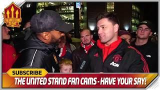 Lingard Useless! Manchester United 2-0 Manchester City Fancam