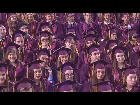 Wendy Kopp Commencement Speech - ASU Undergraduate Commencement