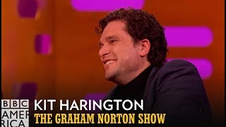 Kit Harington's Ridiculous Superstitions | The Graham Norton Show | BBC America