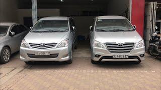 [ Da Bán] nhanh 2 chiếc Inova 2009-2015 tự động và số sàn | LH Binh OTO cu Ha Noi