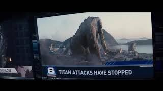 Behemoth screen time - Godzilla: King of the Monsters