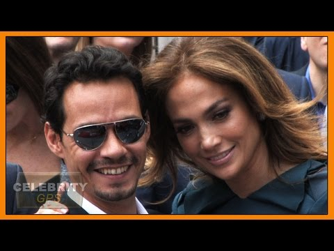 Marc Anthony splits with wife days afterJlo kiss - Hollywood TV