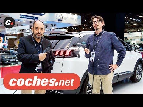 Coches Eléctricos e Híbridos | Salón de París 2018 | Mondial de l'Auto | coches.net