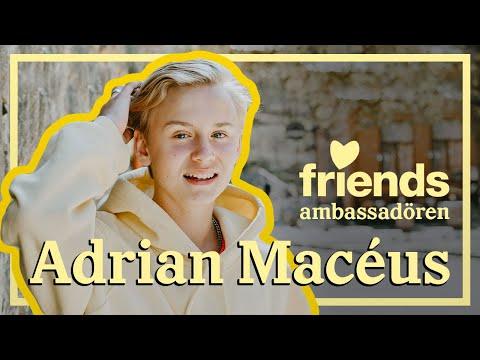 Ambassadören Adrian Macéus