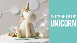How to make a Unicorn Cake Topper