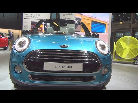 @MINI #MINICooperCabrio 136 hp (2017) Exterior and Interior in 3D