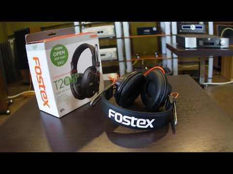 Fostex T20RP MK3. Обзор наушников со звуком, часть 2/8. #soundex_headphones19 #soundex_review