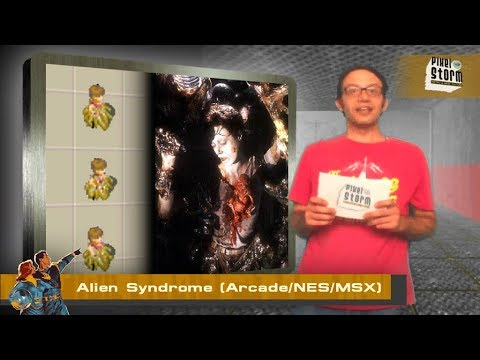 Alien Syndrome (Intro+Análisis)