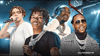 Lil Baby & 2 Chainz Vs. Quavo & Jack Harlow All-Star Basketball 2V2 Match (THINGS Get HEATED) 😂