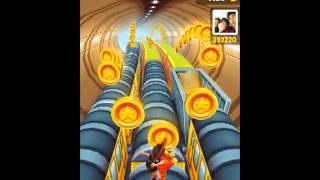 Subway Surfer HighScore 972,300
