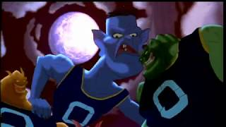 Space Jam They are monstars | Best Movie Scene Let's play some Basket ball