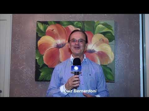 Programa Luiz Bernardoni no canal Visão TV