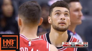 Toronto Raptors vs Chicago Bulls - 1st Half Highlights | October 13, 2019 NBA Preseason