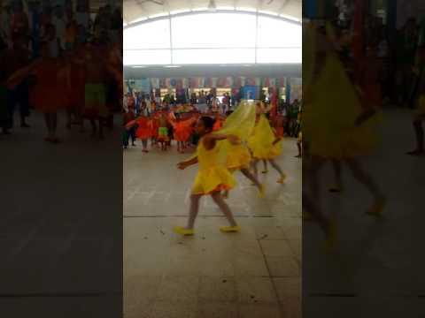Baile Vengan todas las aves, película(RIO)