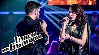 Атанас vs Деница – Nothing Compares to You | Вокални двубои | Гласът на България 2019