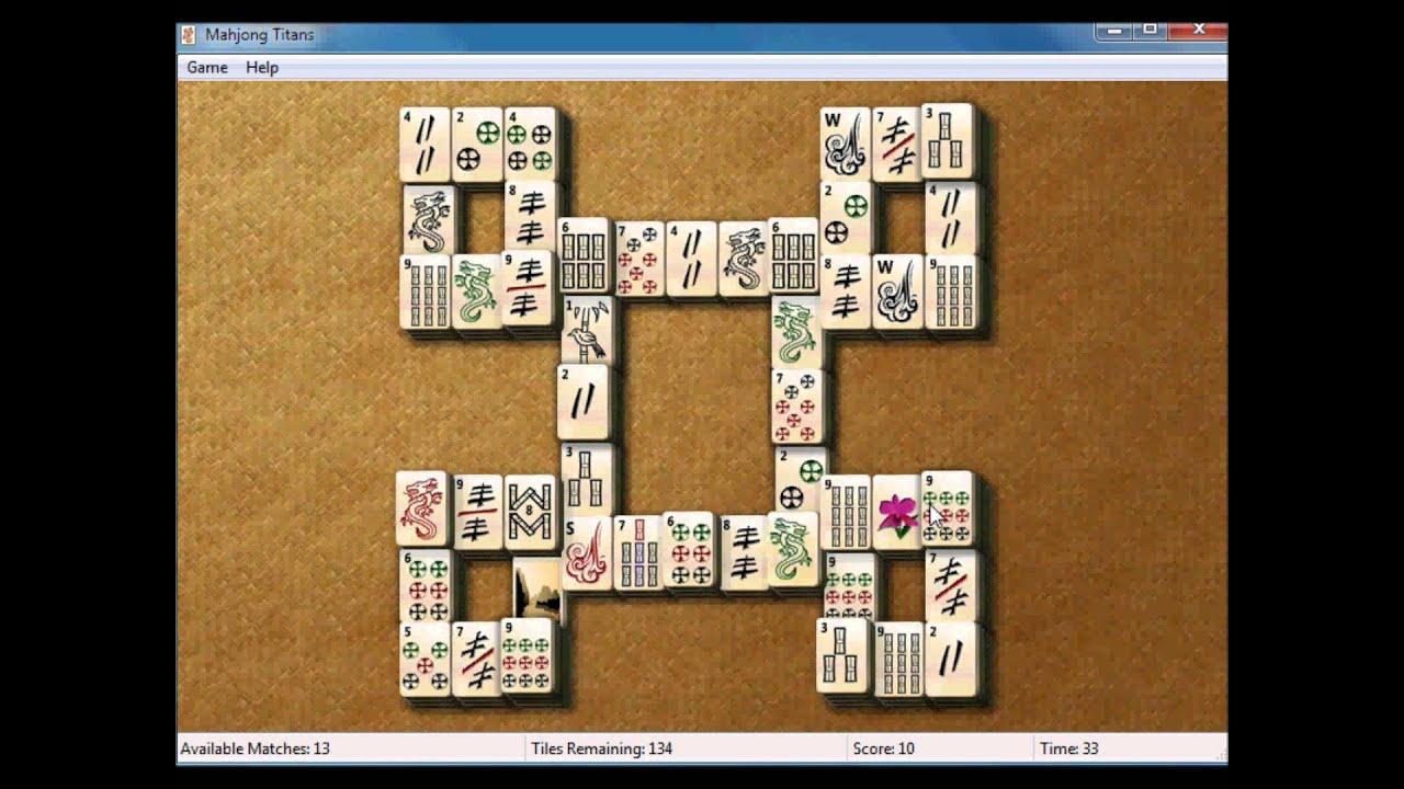 mahjong download windows 7 gratis