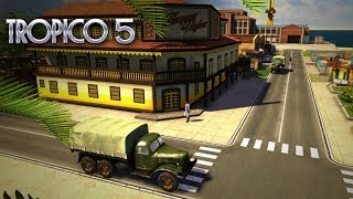 "Tropico 5 - Feature Trailer ""The Eras"""