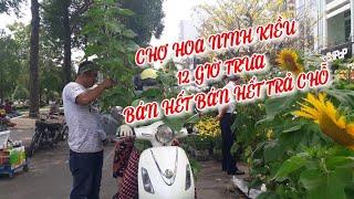 Chợ Hoa 30 tết 2019_Chợ Ninh Kiều Trước 12h00 phải trả mặt bằng Bán Hết/CS Cần Thơ HG