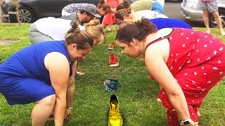 4 FUNNY GAMES FOR YOUR NEXT PARTY