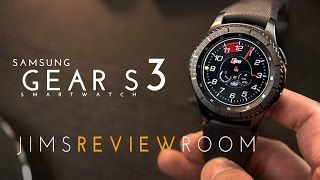 Samsung Gear S3 - REVIEW