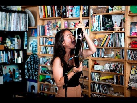 Mitski: NPR Music Tiny Desk Concert