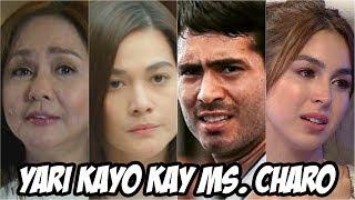 Charo Santos, nag-react na sa kontrobersya ni Bea at Gerald-Julia!