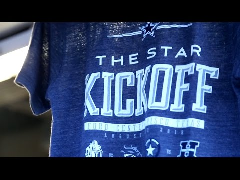 Experience The Star Kickoff with the Dallas Cowboys and FISD