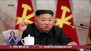Nhà lãnh đạo Triều Tiên Kim Jong Un xuất hiện lần đầu sau 3 tuần   VTV24