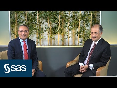 SAS Analytics Café – Attila Bayrak, Akbank & Cem Seymen