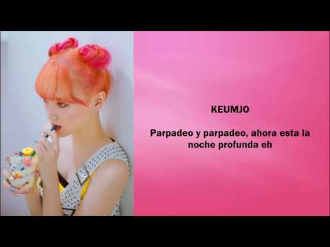9MUSES A - Lip 2 Lip (sub español)