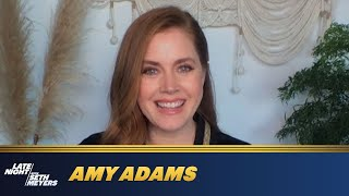Amy Adams Wanted to Live in the Townhome from The Woman in the Window