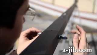 6 meters Step-by-Step Camera Crane (Jimmy Jib) Setup Video