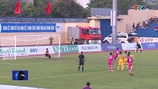 Vòng 7 V.league 2018 FLC Thanh Hóa bị Sài Gòn fc cầm hòa
