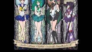 Sailor Moon Crystal II OST-Planet Power Make Up!