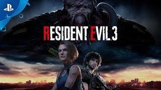 Resident evil 3 :  bande-annonce VOST