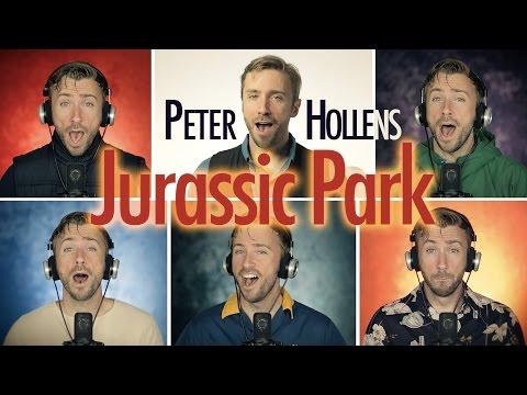 Peter Hollens - Jurassic Park