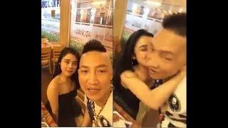 Huấn Hoa Hồng ra mắt vợ Hot Girl cực xinh với các anh lớn