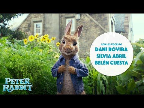 PETER RABBIT. Con las voces de Dani Rovira, Silvia Abril y Belén Cuesta. En cines 23 de marzo.
