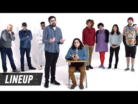 Teachers Guess Who's High | Lineup | Cut
