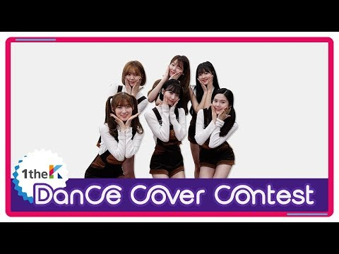 [1theK Dance Cover Contest] OH MY GIRL BANHANA(오마이걸 반하나)_바나나 알러지 원숭이(mirrored ver.)