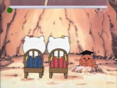 Hello Kitty - odcinek 03 A bajki - Kitty w podziemiu PL