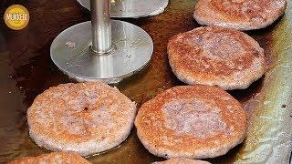 남대문시장 │ 수수 호떡 │ Susu Hotteok │ 한국 길거리 음식 │ Korean Street Food