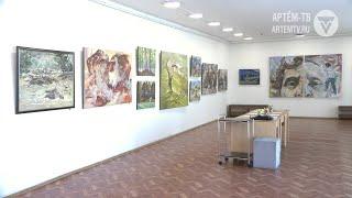 Персональная выставка живописи Сергея Чурсина представлена в «Галерее»