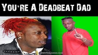 Elephant Man Son Calls him  a Deadbeat Dad